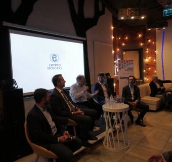 10 сентября прошла встреча Crypto Mondays в Москве