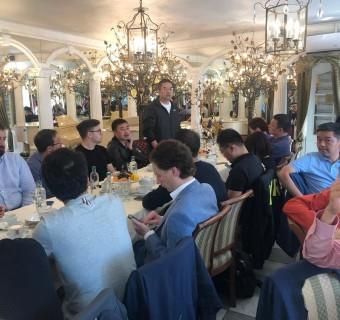NAIMA AND CHINESE DELEGATION MEETING