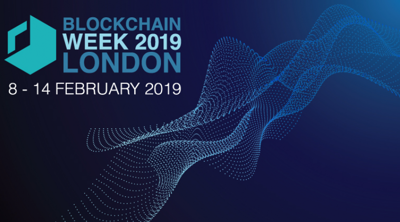 London Blockchain Week in partnership with NAIMA