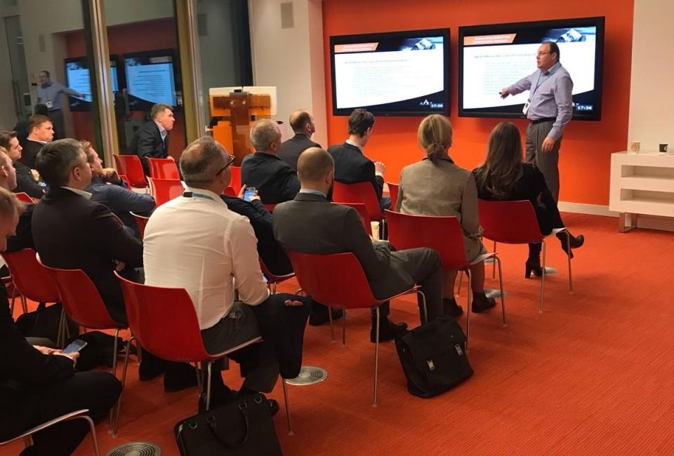 26 октября 2017 года в Московском офисе Блумберг состоялся мастер-класс ПОСВЯЩЕННЫЙ СОЗДАНИЮ И АДМИНИСТРИРОВАНИЮ фондов прямых инвестиций