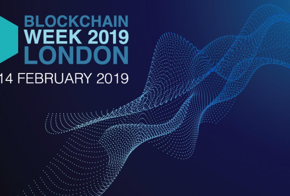 London Blockchain Week при поддержке НАУРАН